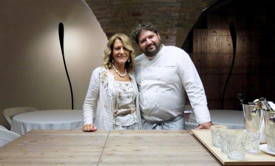 NucciaDe Angelis e Davide Pezzuto