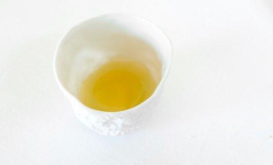 Centrifugato di mela, sedano e olio all'habanero