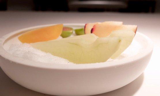 Frutta in osmosi