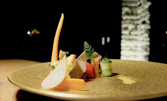 Orto: verdure, ortaggi, radici, ruberi cotti e crudi, marinati e conservati