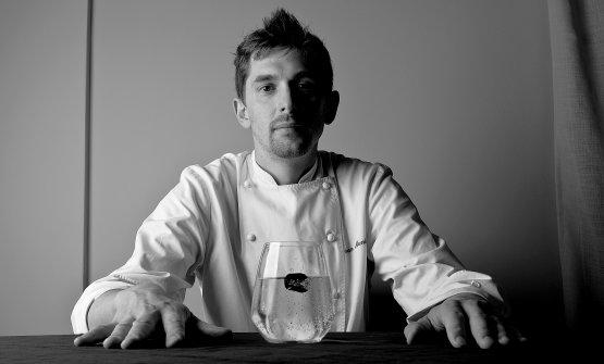 Lo chef Ivan Maniago