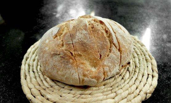 Il pane, profumatissimo