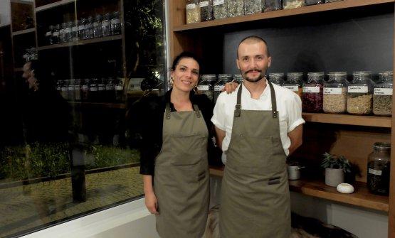 Sara Pau e Mirko Gatti