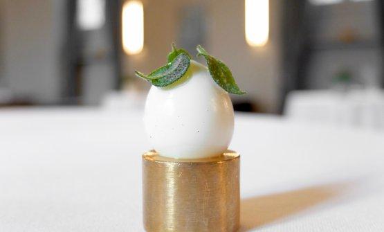 Fantastico l'Uovo di quaglia in carpione con salvia croccante