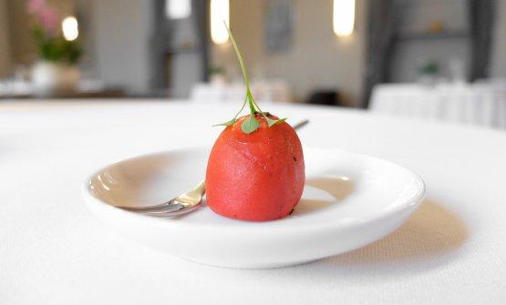 Buonissimo anche il Peperone arrostito con crema di tonno, Piemonte puro