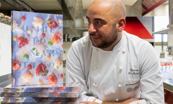 Lo chef Umberto De Martino della Florian Maison di