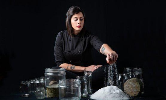 La Puglia intensa e forte della chef Valentina Rizzo. I nuovi piatti estivi