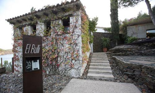 La storica sede de elBulli a cala Montjoi
