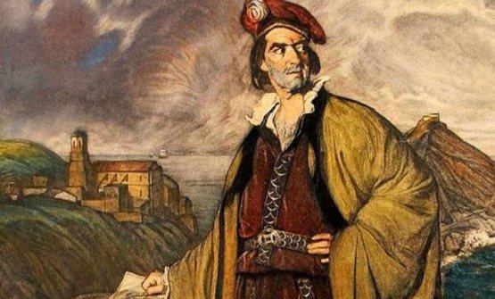 CONNETTERE I SAPORI.Juan Sebastián Elcano(1486-1526)