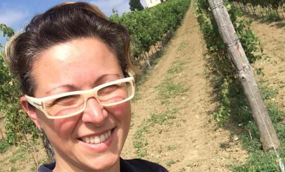 Il travolgente sorriso di Elisa Semino, azienda La Colombera di Tortona