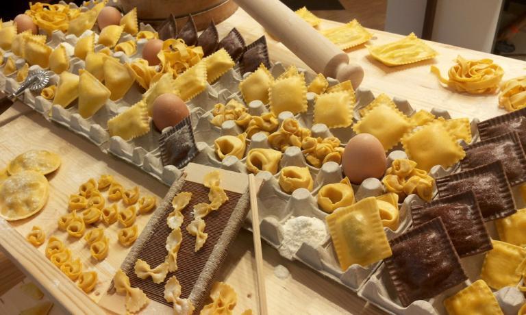 Una panoramica su Divine Creazioni, la produzione targata Surgital di pasta fresca d'alta qualit� per la ristorazione gourmand
