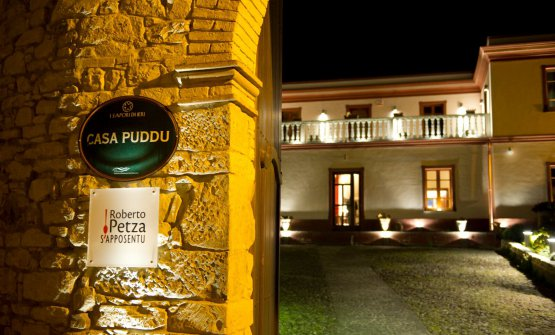 S'Apposentu di Casa Puddu, with Roberto Petza�