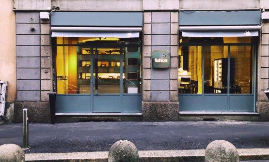 Il Fishion in via Maroncelli a Milano