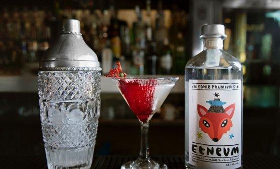 Uno dei 5 gin made in Sicily che vi raccontiamo: l