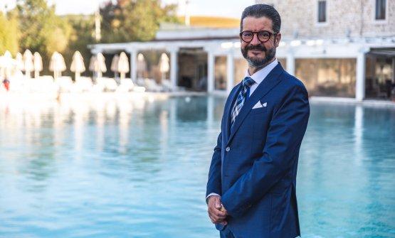 Fabio Datteroni, Terme di Saturnia: «Il nostro impegno per farvi stare bene e in sicurezza»