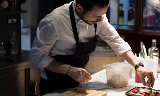 Fabrizio Marino, talenti vegetariani crescono
