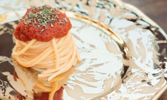 IPomodori agli spaghetti di Pierluigi Fais del