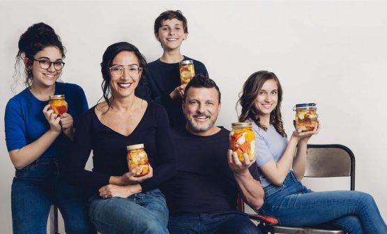 La famiglia Pasqual