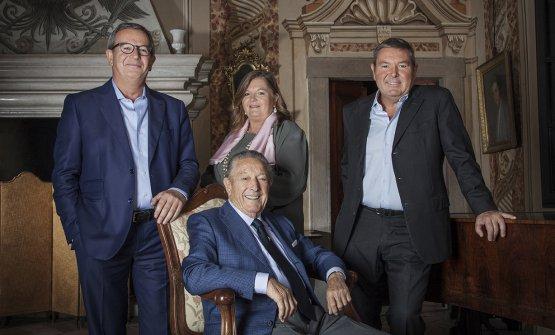 La famiglia Ziliani