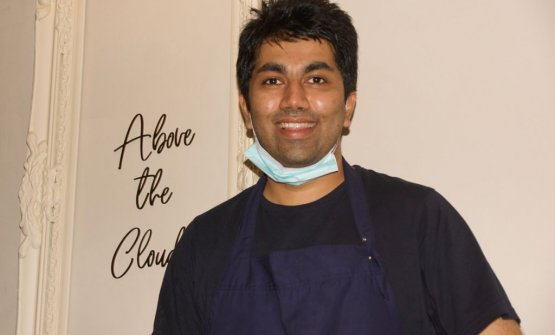 My name is Himanshu and my job is to give Indian cuisine the role it deserves