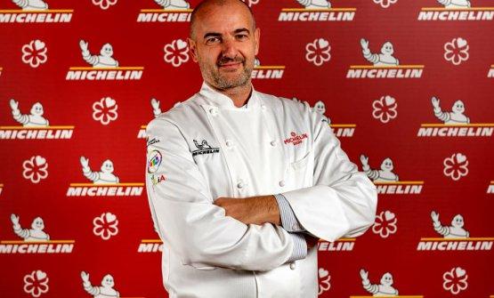 Proprio l'altro giorno il Condividere di Federico Zanasi è stato insignito della prima stella Michelin