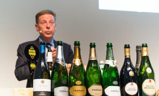 Le bottiglie degustate a Identità Milano
