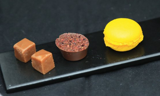 Piccole bontà dalFestival Culinario Bernard Loiseau