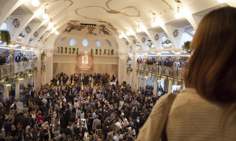 Ancora poche ore e la splendida Kurhaus di Merano diventerà per qualche giorno il centro di uno degli appuntamenti più seguiti dagli appassionati di vino