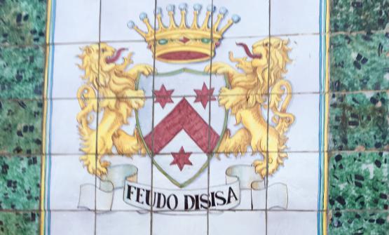 Feudo Disisa, Monreale (Palermo)