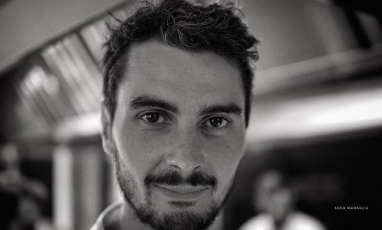 Filippo Baroni, 37 anni