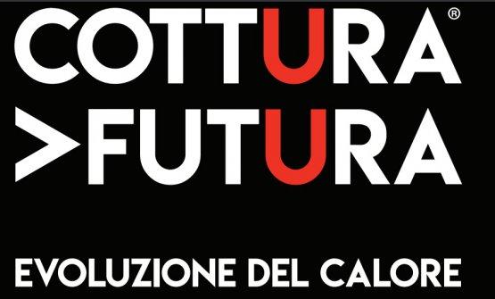 Il logo del nuovo format di Moretti Forni:CotturaFutura