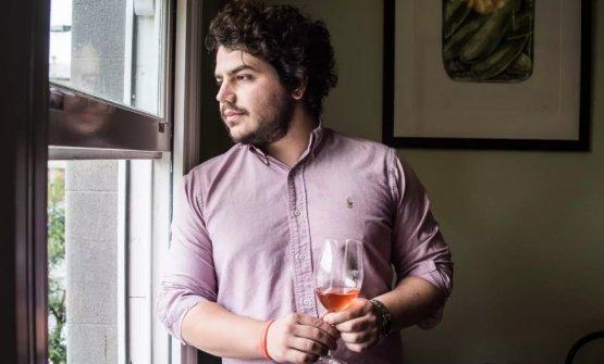 Alessandro Perriconeè nato a New York, è cresc