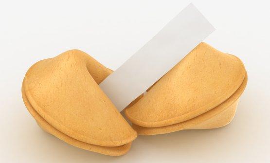 I Fortune cookies, biscotti della fortuna, introvabili a Pechino e dintorni