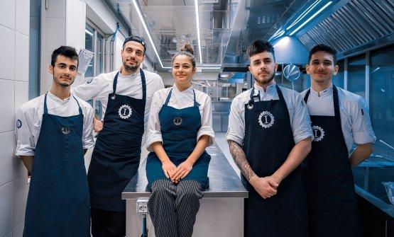 Il nuovo team di Garage Italia Milano, coordinato