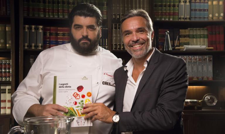 Antonino Cannavacciuolo, chef di Villa Crespi a Or