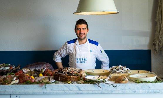 La chef Giovanni Ingletti