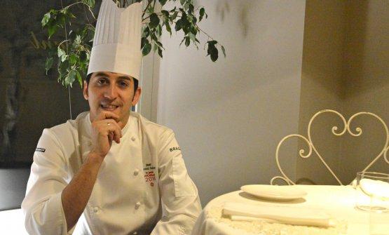 Giovanni Santoro, chef del ristorante Shalai