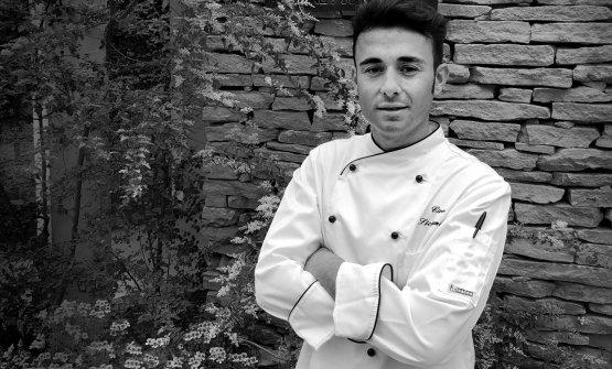 Lo chef Ciro Sicignano
