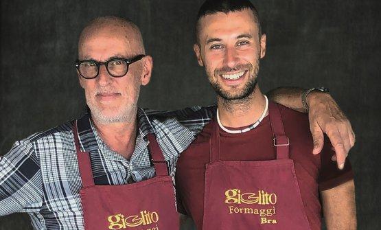Fiorenzoe Marco Giolito: terza e quarta generazione di affinatori