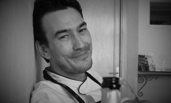 Maurizio Raselli, chef e patron delle 3 Rane