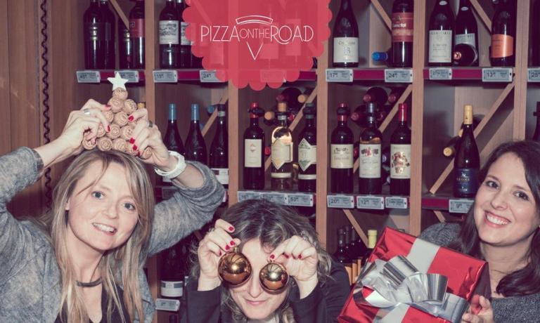 Alessandra Farinelli, Tania Mauri e Luciana Squadrilli, autrici del libro La Buona Pizza (Giunti Editore). Le ultime due firmano anche questo pezzo per Identità Golose
