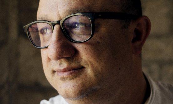 Ciccio Sultano, chef e patron del ristorante Duomo (foto Zanella)
