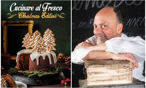 La copertina diCucinare al Fresco - Christmas Ed