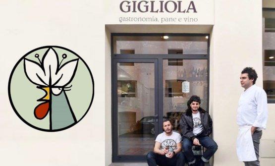 Benedetto Rullo, Stefano Terigi e Lorenzo Stefanin