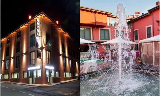 L'hotel Eridano