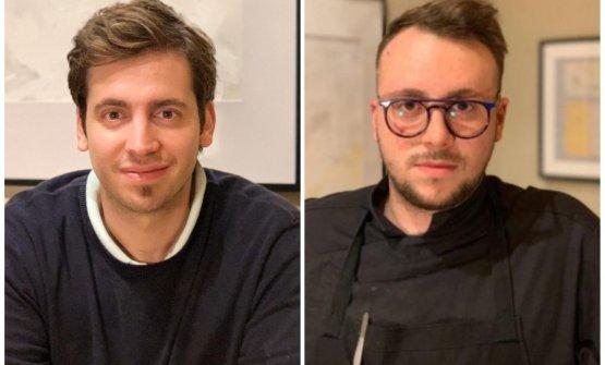 Federico Postuma e Christian Culotta