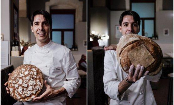 La nuova passione di Schmuck: il pane