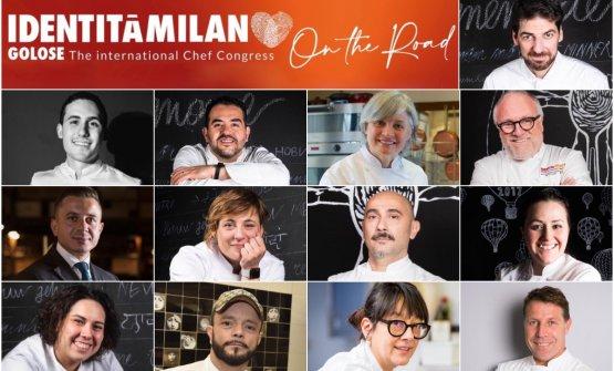 I13 grandi protagonisti della cucina italiana pr
