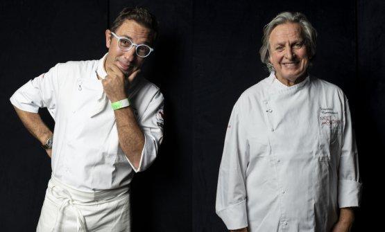 Stefano Ciotti e Vincenzo Cammerucci