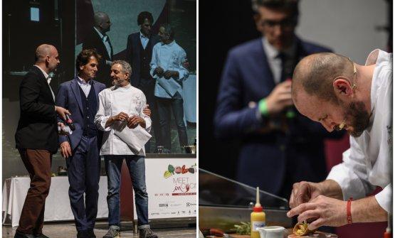 Mementi di Meet in Cucina Marche, sul palco Uliassi e Recanati
